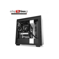 NZXT H710 WHITE- TEMPERED GLASS – 272MM EATX PC CASE thumbnail photo