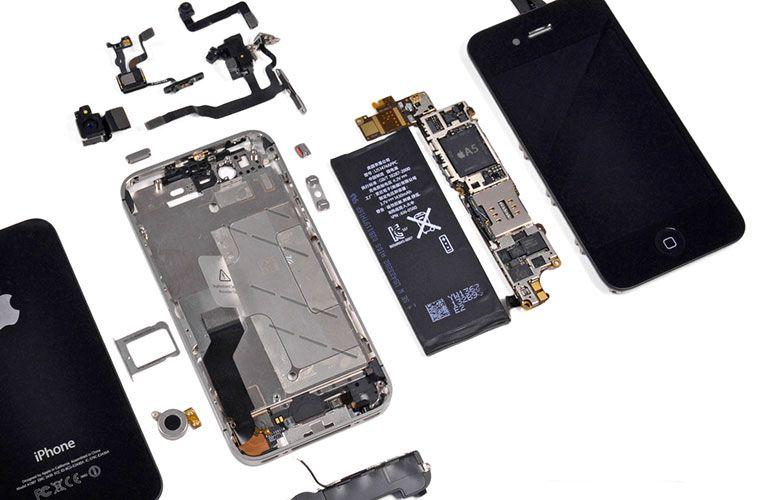 Αλλαγή οθόνης - Χαλασμένο iPhone;